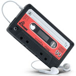 Funda Cassette iPhone 4