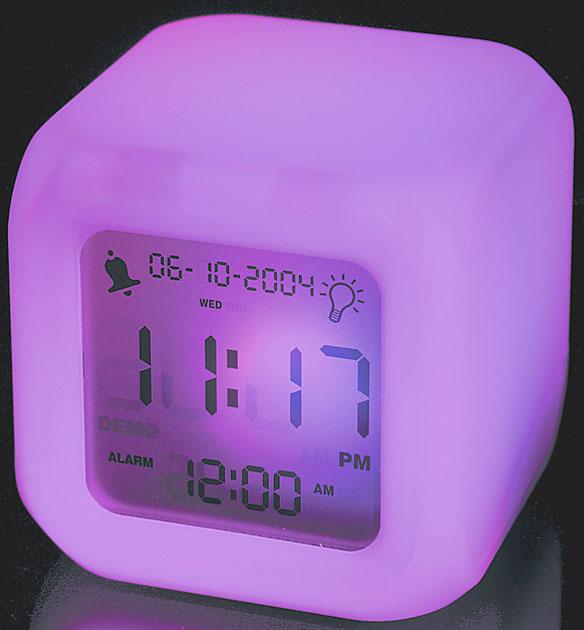 Aurora Reloj Despertador