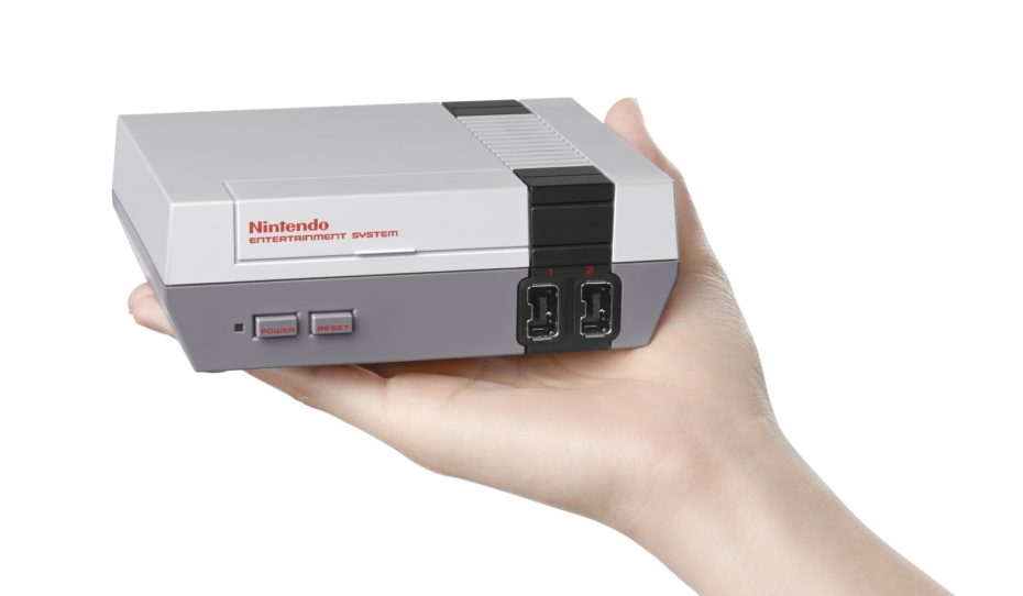 nes mini nintendo