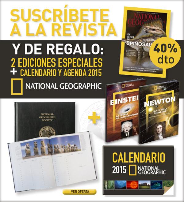 National Geographic Oferta Ciencia