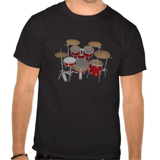 camisetatambores