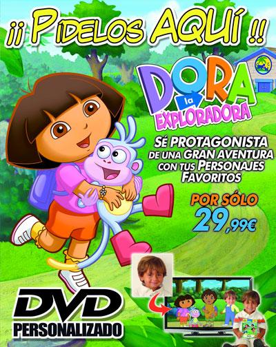 Vídeo Dora Cumpleaños