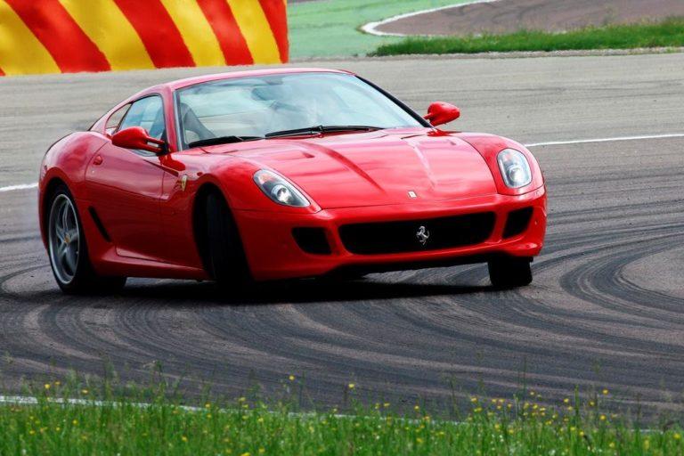 Conducir Ferrari Circuito