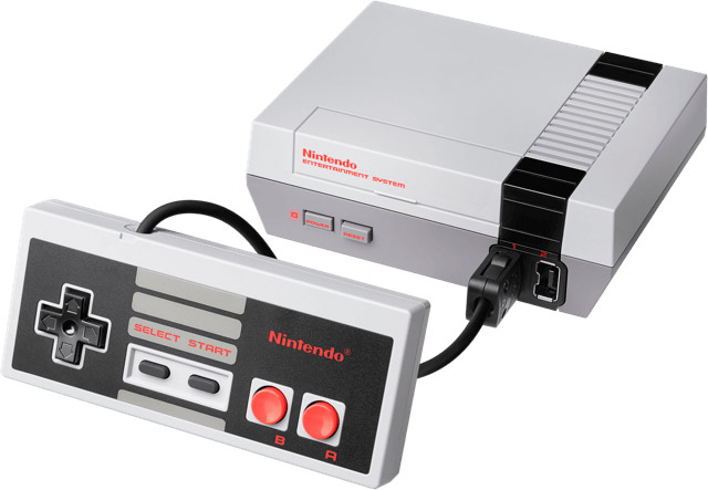mini nes clasica Nintendo