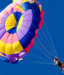 Saltar en paracaidas