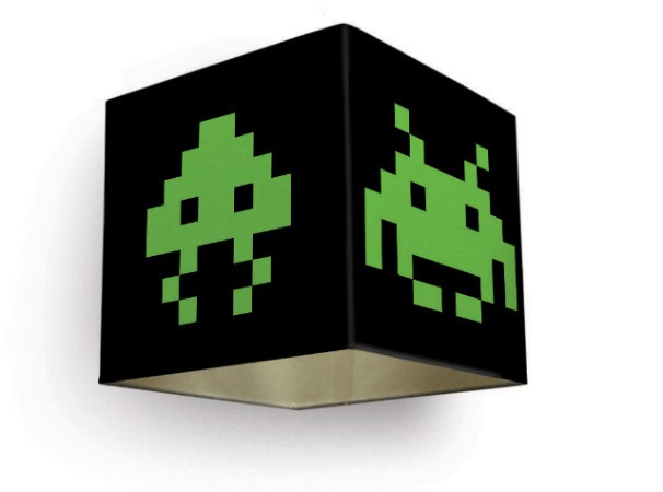 Pantalla Space Invaders
