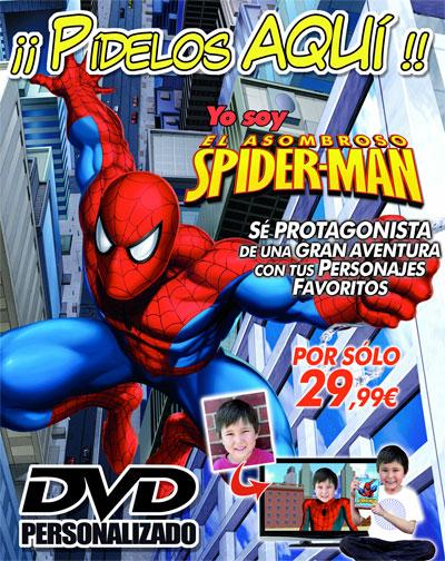 Vídeo Increíble Spiderman